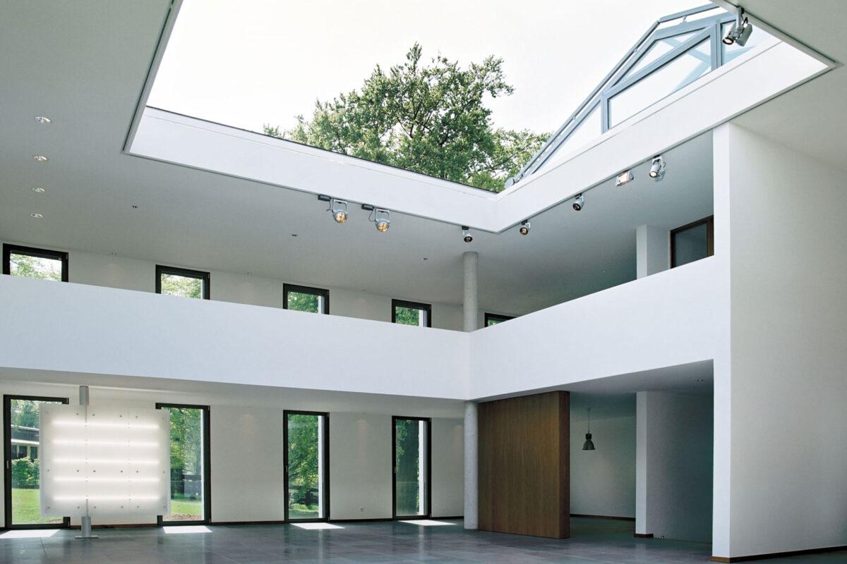 Neugestaltung eines Wohnhauses in Dortmund
