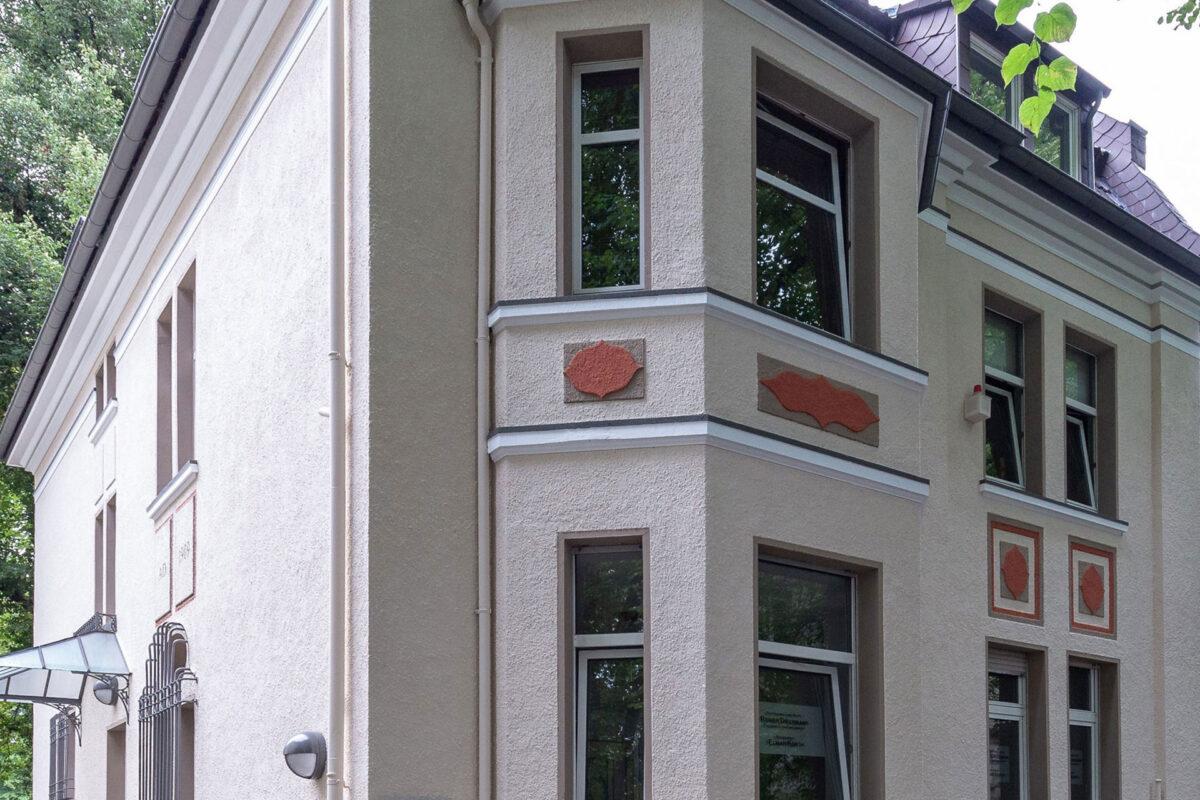 Stil-Fassade Goebenstraße 9