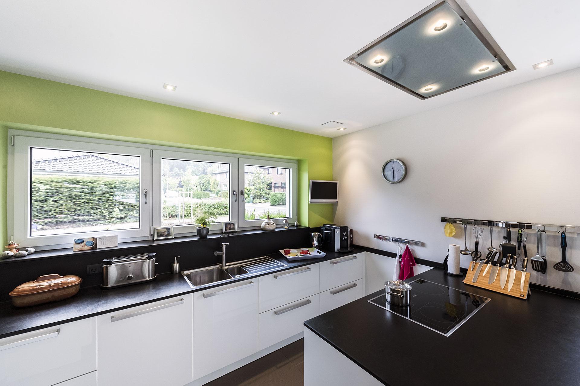 Zum Wohn Fühlen: Farbgestaltung eines Privathauses in Lünen
