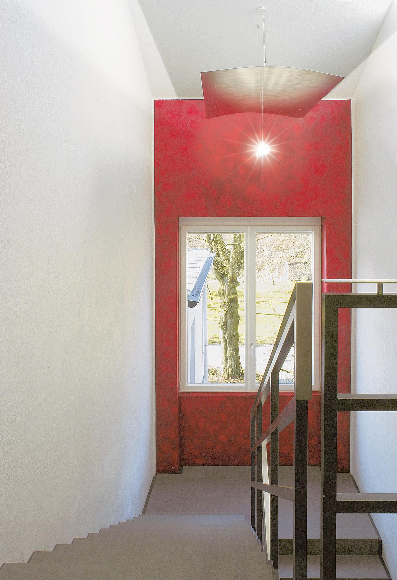 Treppenhaus - Maler Drewes
