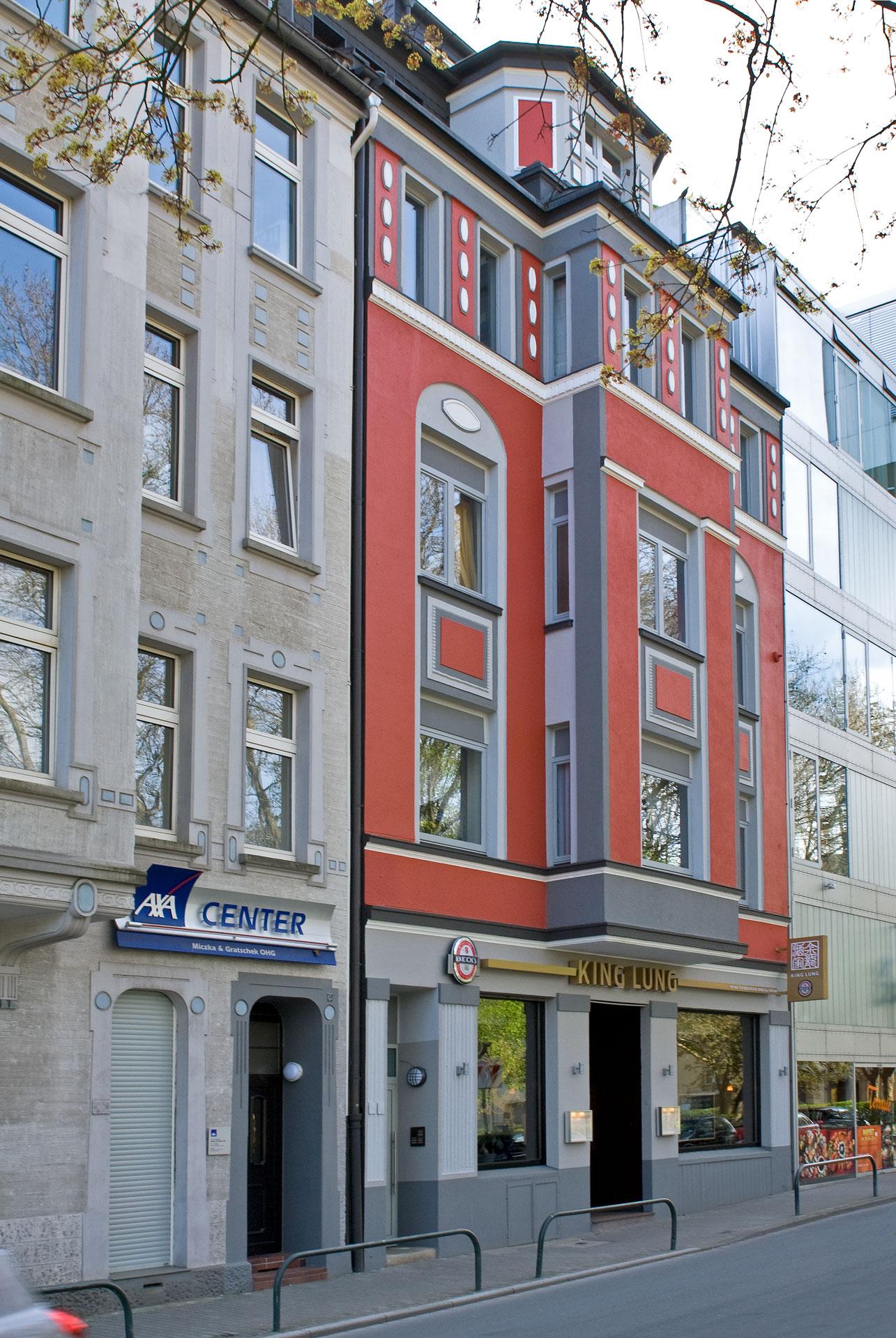 Fassadengestaltung Olpe 43