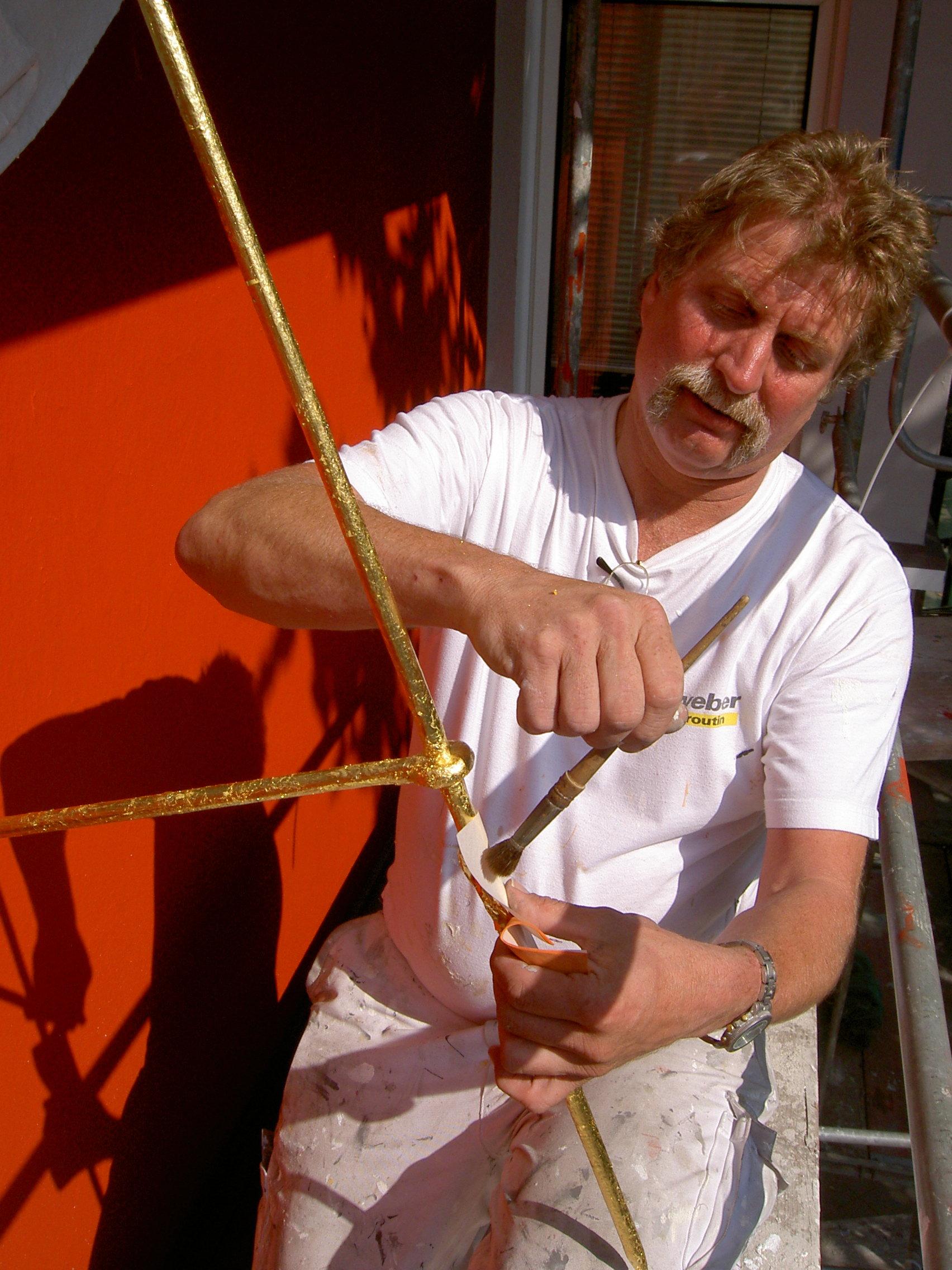 Maler Drewes Fassadengestaltung